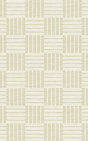 WALLQUEST / THE YACHT CLUB Stripe Blocks YC61505