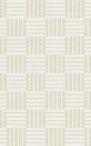 WALLQUEST / THE YACHT CLUB Stripe Blocks YC61507
