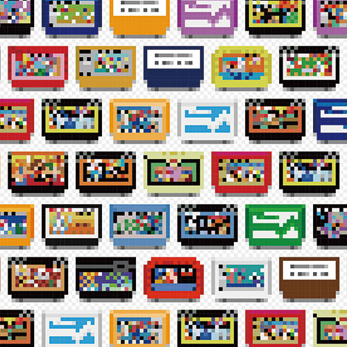 Pixel Cartridge