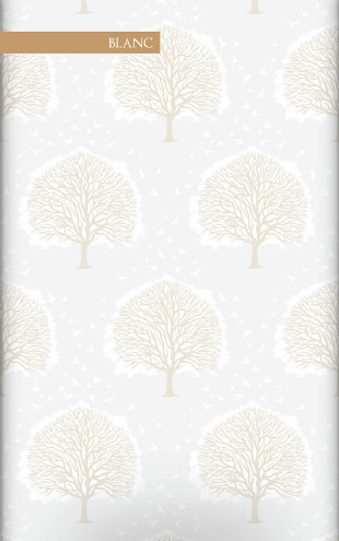 Wallpaper Republic Majestic Oak / WR0152JD-B (blanc)