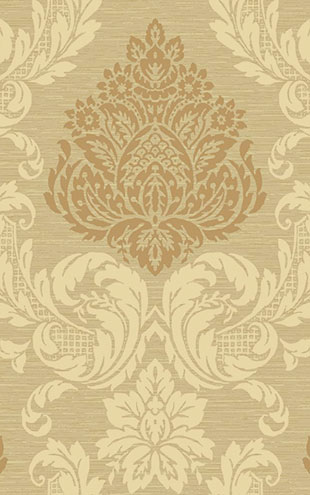 YORK / CALLAWAY COTTAGE Silky Damask CT0890
