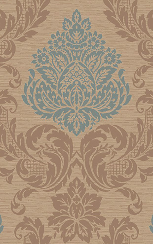 YORK / CALLAWAY COTTAGE Silky Damask CT0892