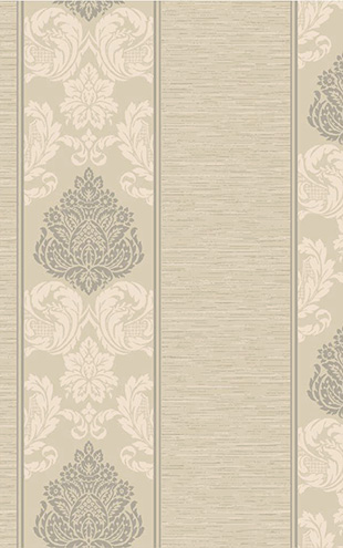 YORK / CALLAWAY COTTAGE Silky Damask Stripe CT0896