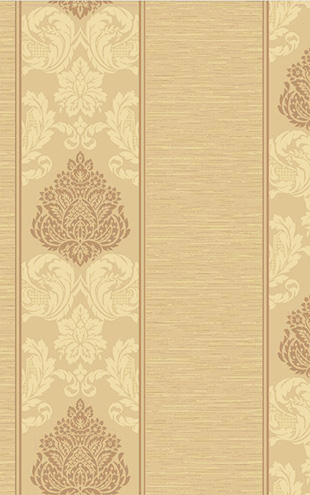 YORK / CALLAWAY COTTAGE Silky Damask Stripe CT0898