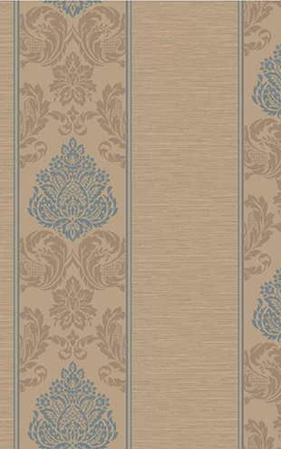 YORK / CALLAWAY COTTAGE Silky Damask Stripe CT0900